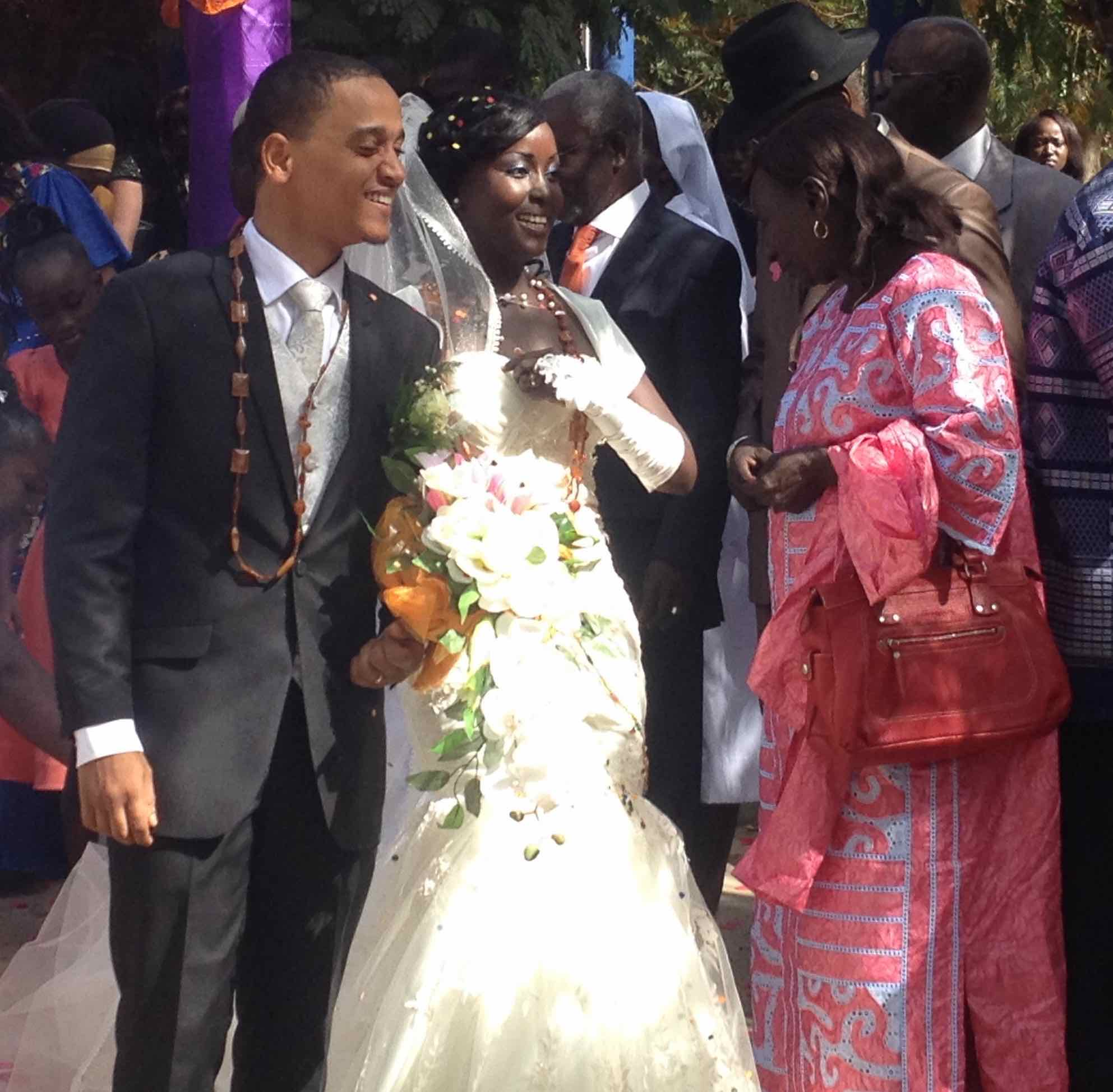 Tradition mariage au senegal