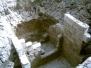 Latrines mai - août  2009